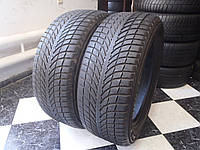Шины бу 255/55/R18 Michelin Latitude Alpin LA2 Зима 6,45мм