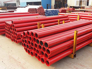 Комплектующие и запчасти для бетононасосов