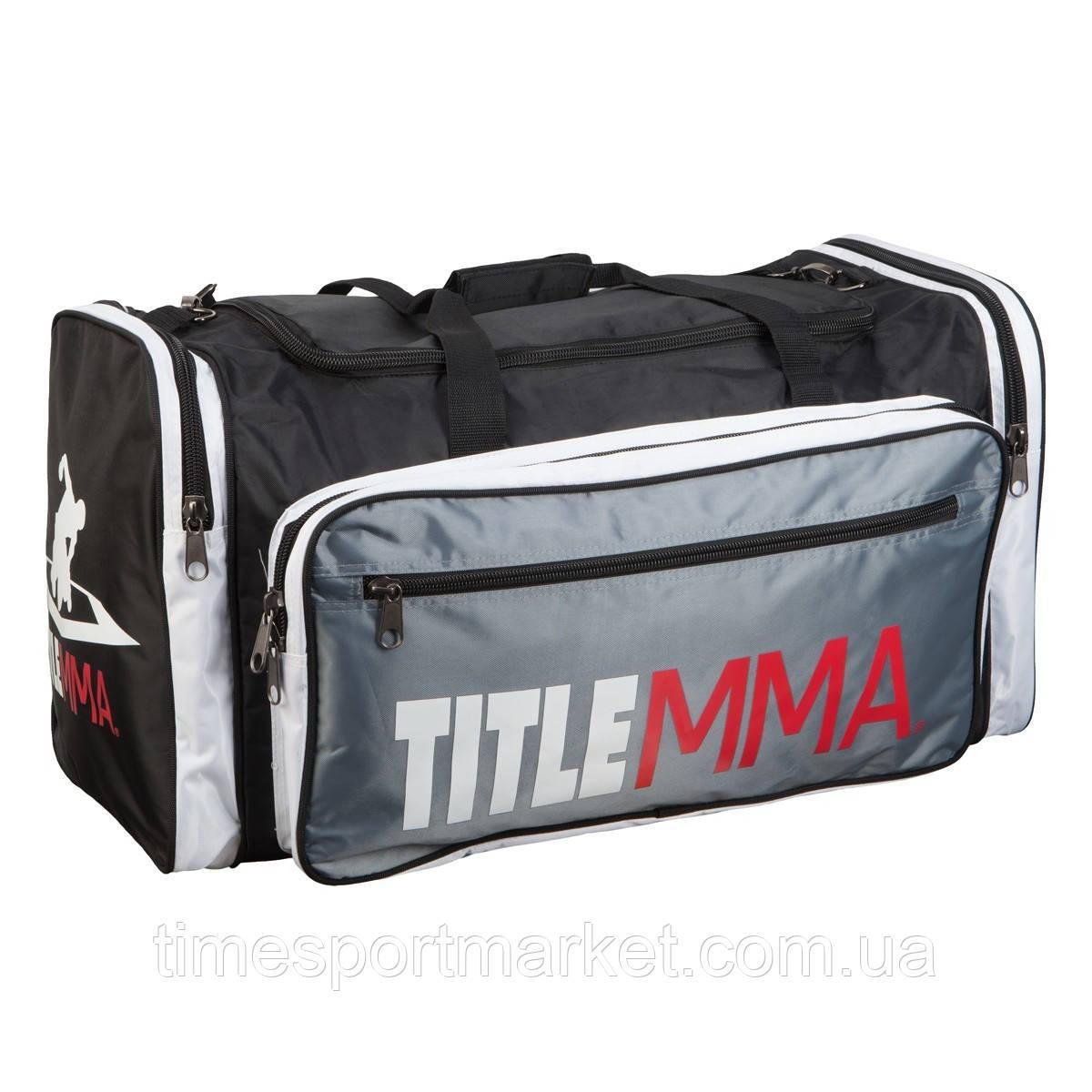СУМКА TITLE MMA® MEGA SPORT BAG
