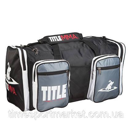 СУМКА TITLE MMA® MEGA SPORT BAG, фото 2