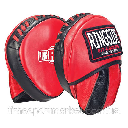 Лапы RINGSIDE MINI BOXING PUNCH MITTS, фото 2
