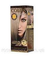 Стойкая краска для волос Color Time тон 81 Пепельно русый
