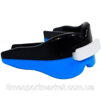 КАПА ДВОЙНАЯ POWERPLAY - BLUE/BLACK, фото 2
