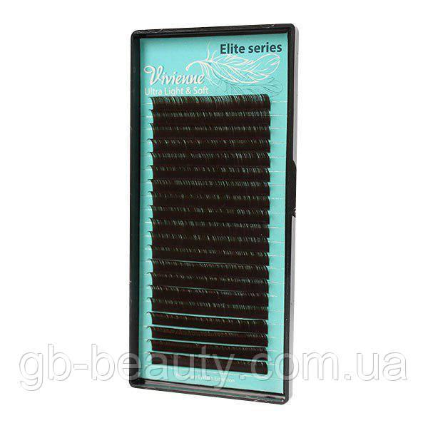 Чорний шоколад у СТРІЧКАХ розтяжка Elite 0,15 C 8-12 (20 ліній)