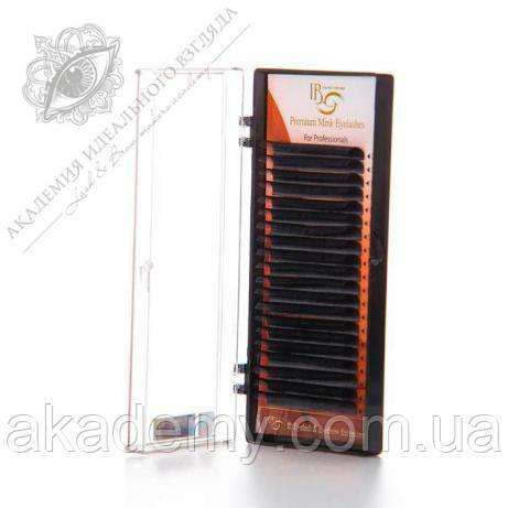 Ресницы черные i-Beauty Premium один размер 20 линий Ай Бьюти