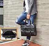 Мужская  сумка для документов, фото 8