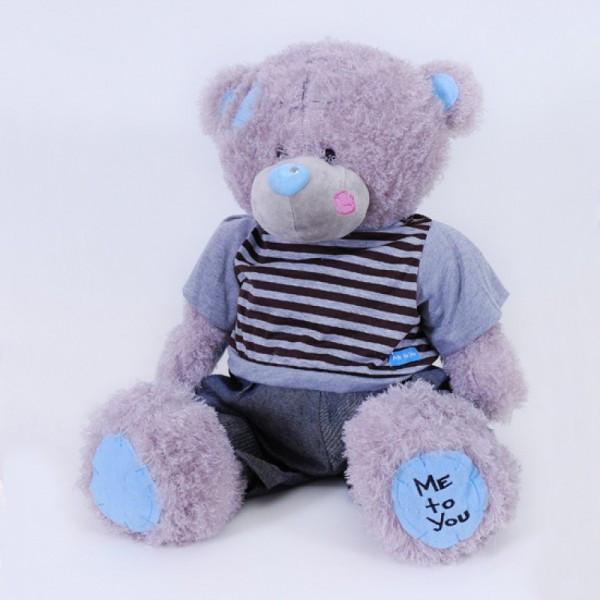 Мягкая игрушка Мишка музыкальный 30см  00706-01