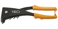 Заклепочник для стальных и алюминиевых заклепок NEO 18-103