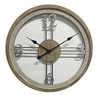 Часы настенные 60х5см. QT01
