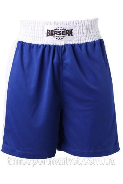 ШОРТЫ BERSERK BOXING BLUE (синий)