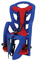 Велокрісло Bellelli Pepe на багажник Синє