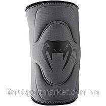 Защита колена VENUM KONTACT GEL KNEE PAD GREY, фото 3