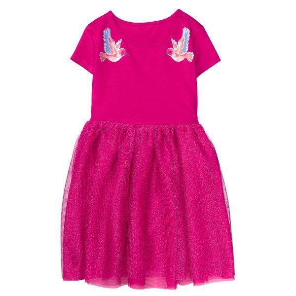 Очаровательное платье Gymboree нарядное фатин девочкам 3, 4, 5 лет