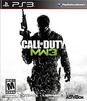 Игра Call Of Duty. Modern Warfare 3 [PS3]