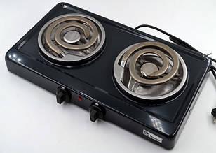 Спиральная электроплита Domotec MS-5532 (2000 Вт)