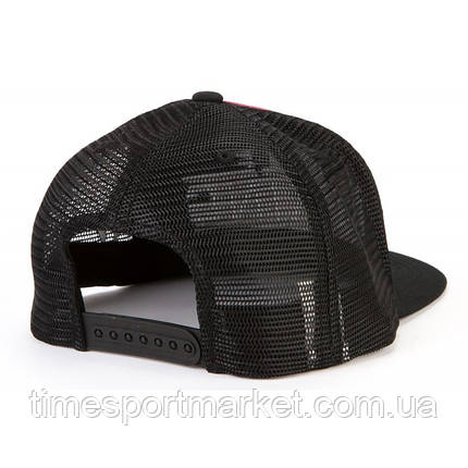 КЕПКА TITLE BOXING JUNCTION ADJUSTABLE CAP - FLAT BILL RED, фото 2