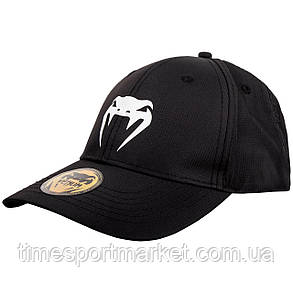 КЕПКА VENUM CLUB 182 CAP BLACK, фото 2