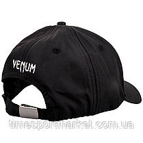 КЕПКА VENUM CLUB 182 CAP BLACK, фото 3
