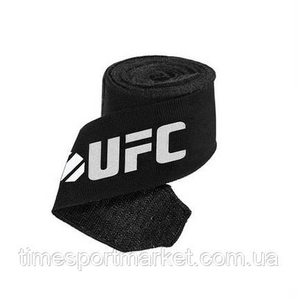 Бинты UFC HANDWRAP BLACK, фото 2