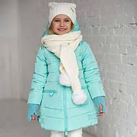 Модные и комфортные детские зимние куртки - новинки от 7km