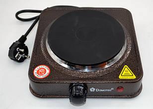 Электроплита Domotec MS-5821 (1000 Вт)