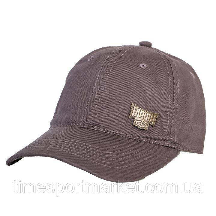 Кепка TAPOUT BASEBALL CAP MENS GREY