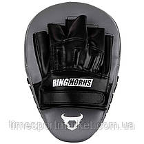 Лапы RINGHORNS CHARGER PUNCH MITTS (PAIR), фото 2