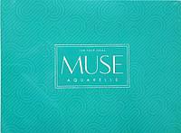 """Альбом Aquarelle """"MUSE"""" 240*178 мм, 15 листов, 300 гр/кв.м, склейкаЦеллюлоза. PR-GB-015-038"""