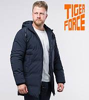 Tiger Force 70911 | зимняя мужская куртка темно-синяя