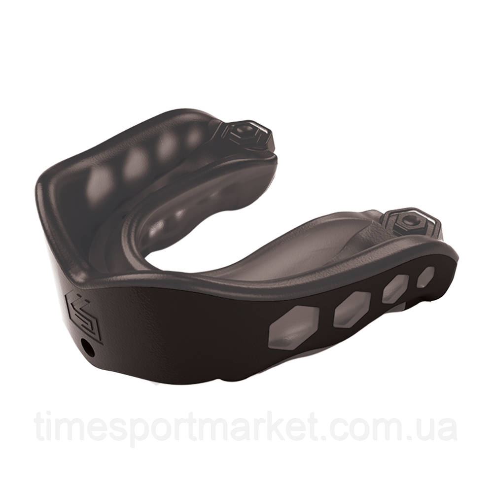 Капа SHOCK DOCTOR GEL MAX MOUTHGUARD BLACK