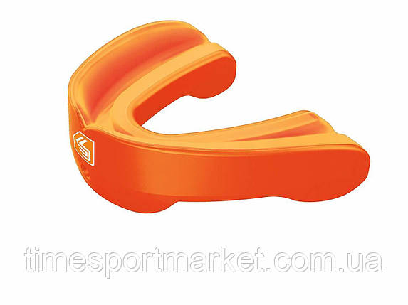 Капа SHOCK DOCTOR GEL NANO MOUTHGUARD ORANGE, фото 2