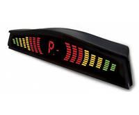 Парковочный радар заднего бампера  Starlite Premium ST-P4 silver (датчики серого цвета)
