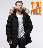 Tiger Force 74560 | куртка зимняя черная