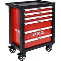 Шкаф с инструментами 975 x 765 x 465 мм, YATO YT-55300