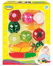 Набір для різання овочів і фруктів
