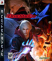 Игра Devil May Cry 4 (PS3)