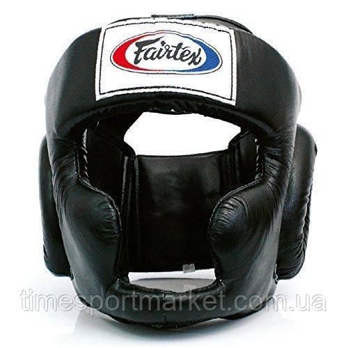 Шлем FAIRTEX MUAY THAI HEAD GEAR HG-3