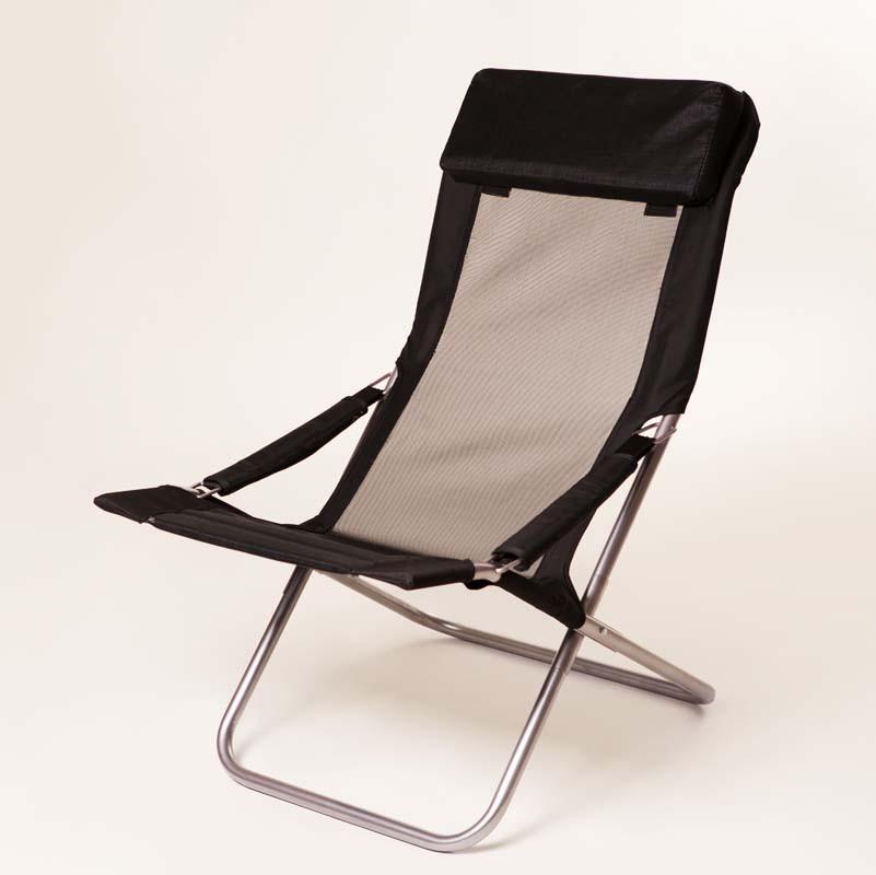 """Туристическое кресло шезлонг  """"Горизонт"""" d25 мм. Две расцветки."""