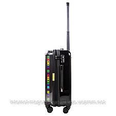 Дорожный чемодан Hauptstadtkoffer BLNBAG World Foto Midi коричневый, фото 3
