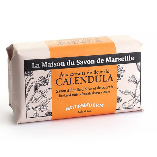 Мыло NATUR I DERM - CALENDULA  La Maison