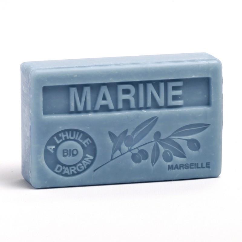 Мыло марсельское La Maison du Savon Marseille SAV100 - MARINE  100 г M11235