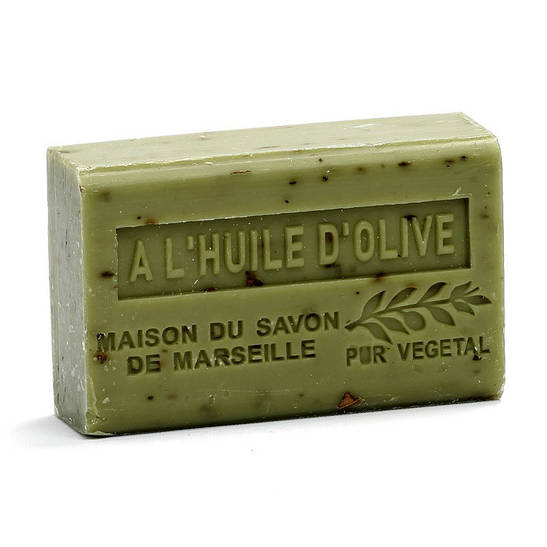 Мыло SAV125  - OLIVE CONCASSEE La Maison