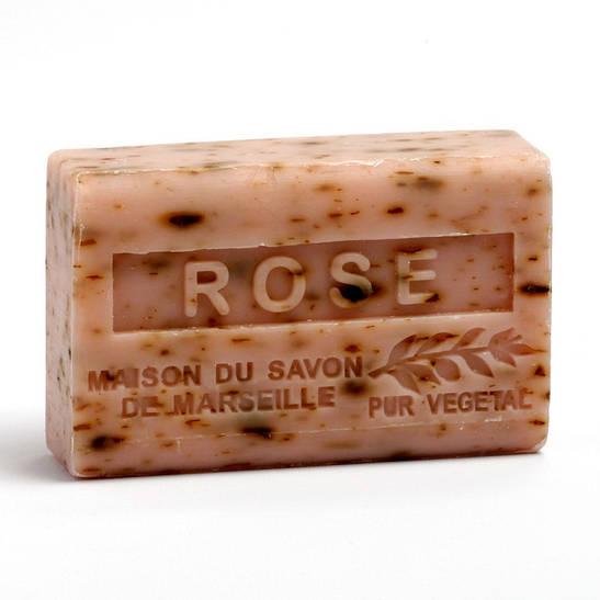 Мыло SAV125  -ROSE PETALES La Maison