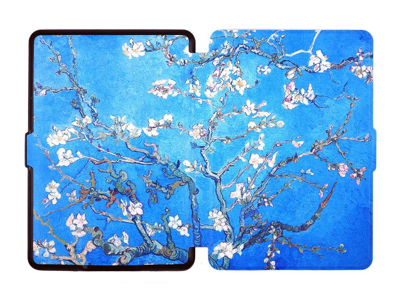 чехол для Amazon Kindle 8 - цветущий миндаль