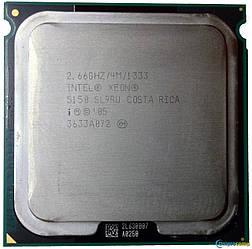 Intel XEON 5150 2.66 GHz/4M/1333MHz
