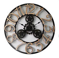 "Настенные часы HOMAX ""Механизм"", 60 см (ED28)"