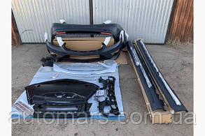 Комплект обвесов под AMG S63 Mercedes W222 (2014-2018)