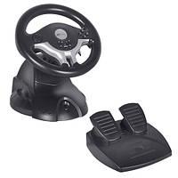 Игровой манипулятор ( руль) с педалями Gemix WFR-1