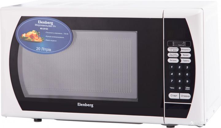 Микроволновая печь ELENBERG MS 2010D Сенсор
