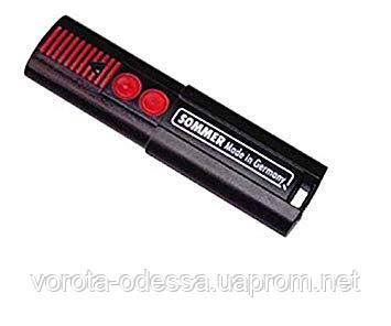 Пульт для ворот SOMMER 2-х канальный арт. 4014 TX03-434-4